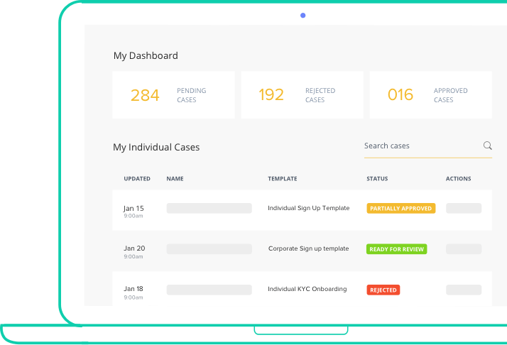 KYC-Chain - KYC & AML Compliance Banking Solution