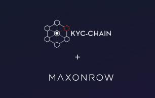 KYC-Chain + Maxonrow